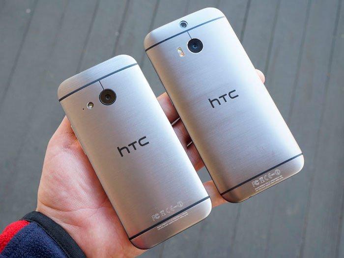 HTC One mini 2 и One M8