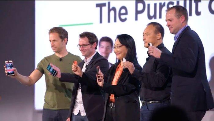Анонс HTC Desire Eye