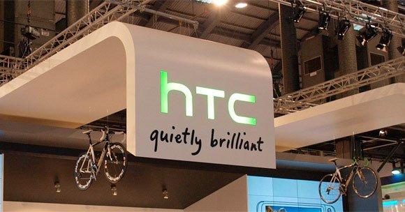 Стенд HTC на выставке