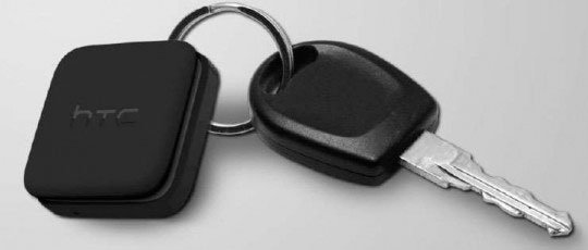 HTC Fetch поможет найти ключи