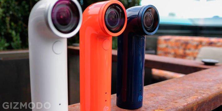 Камера HTC RE