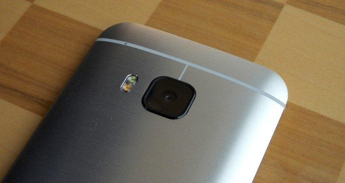 HTC увеличило качество фотографий в своем флагмане