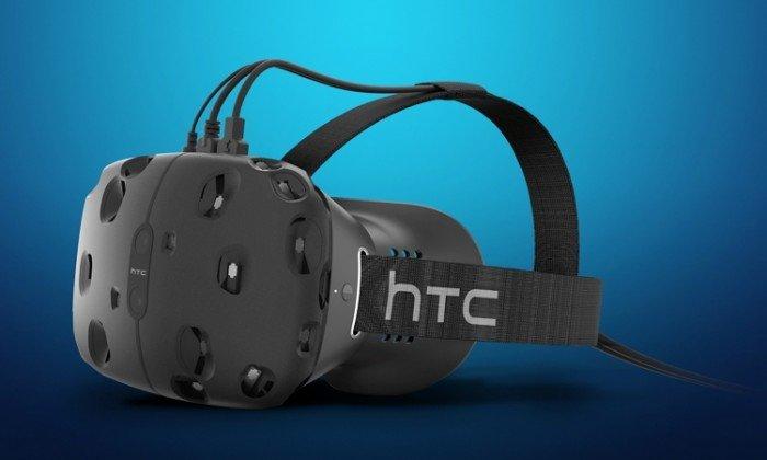 Портотип шлема виртуальной реальность от HTC
