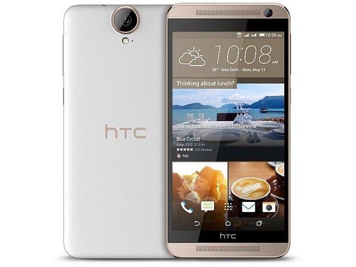 HTC One E9+ упрощенная версия флагмана HTC One E9