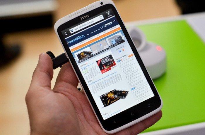 Неудачная полоса все продолжает расти у HTC