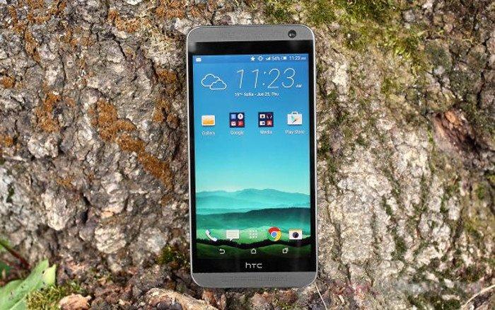 Появилась упрощенная версия HTC One E9+